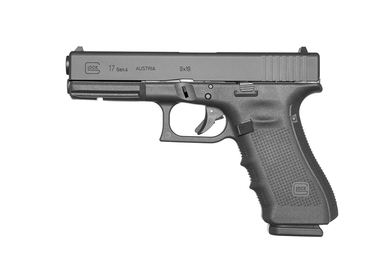 Glock G17 9mm Gen 4 black|G17-gen-4