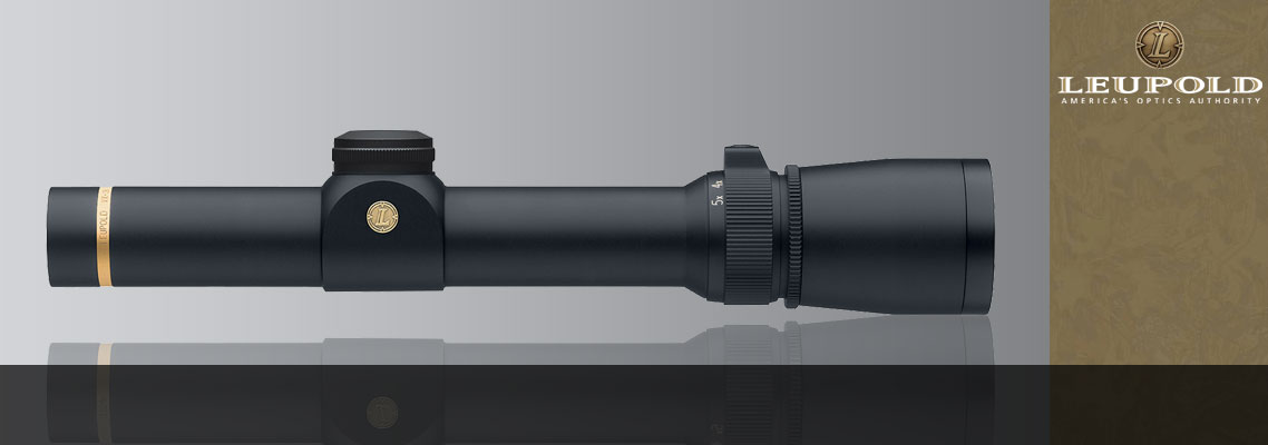 Leupold VX-3 1.5-5x20 Riflescopes