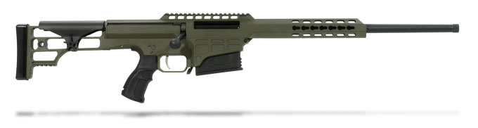 Barrett 98B Fieldcraft OD Green .308 Win Rifle 14833