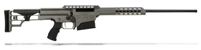 Barrett 98B Fieldcraft Tungsten 7mm Rem Mag Rifle 14814