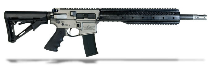 Christensen Arms CA-15 Recon Gas Operating,Tungston receiver, carbon wrap 223, 14-5 inch bbl, Magpul