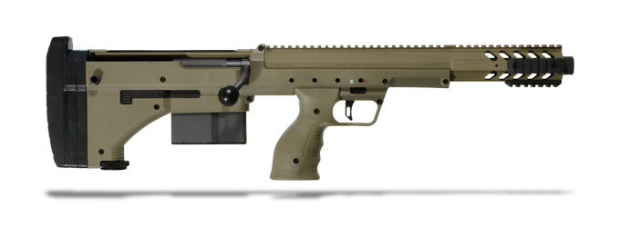 Desert Tech SRS A1 Covert .308 Win FDE Rifle