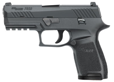 Sig Sauer P320 .40 Compact Contrast 320C-40-B