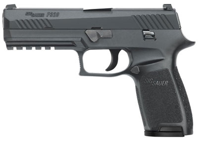 Sig Sauer P320 .40 Full Contrast 320F-40-B