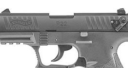 Walther P22 .22LR