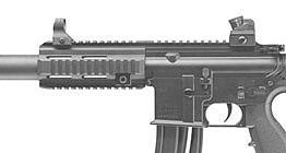 Walther HK 416