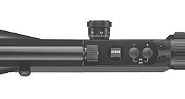 Zeiss Diarange Laser Scopes