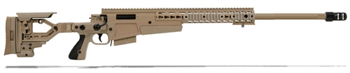 Accuracy International AXMC 308 Pale Brown chassis 26 inch barrel Tac brake.|