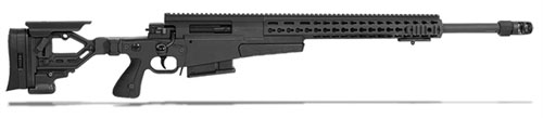 Accuracy International AXMC 300 Black chassis 24 inch barrel TAC brake|