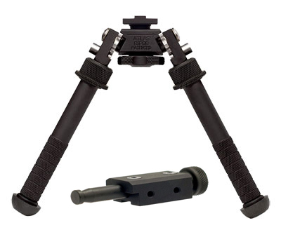 Atlas Bipod, No Clamp- with BT19 spigot,   MPN BT10NC & BT19|BT10NC BT19