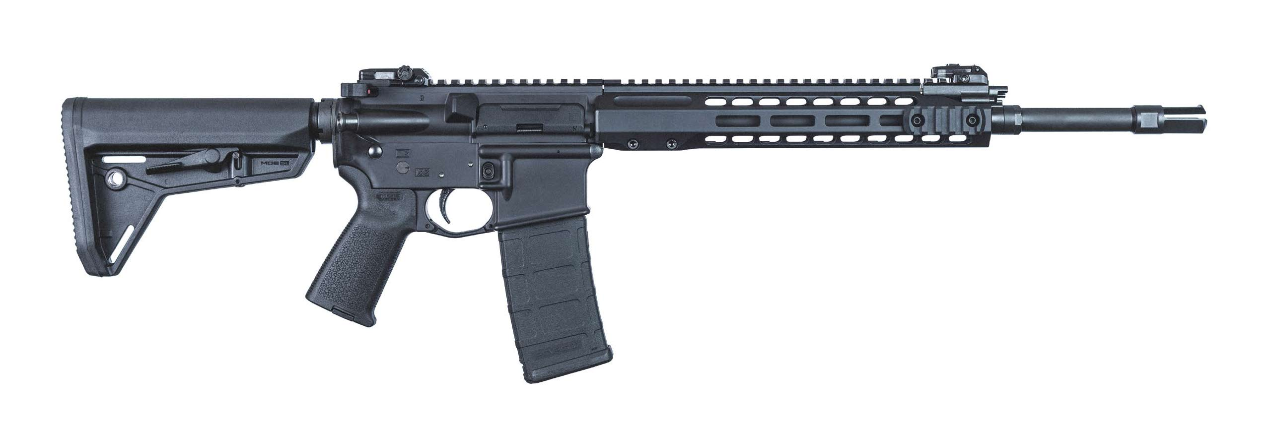 "REC7 Gen2 Rifle System, 5.56, 16"", M-LOK, Black 16980