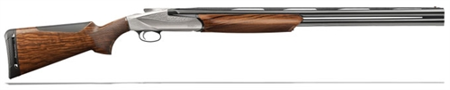 "Benelli 828U Engraved Nickel Plated receiver 28"" 12 gauge 2-3/4""and 3""10704