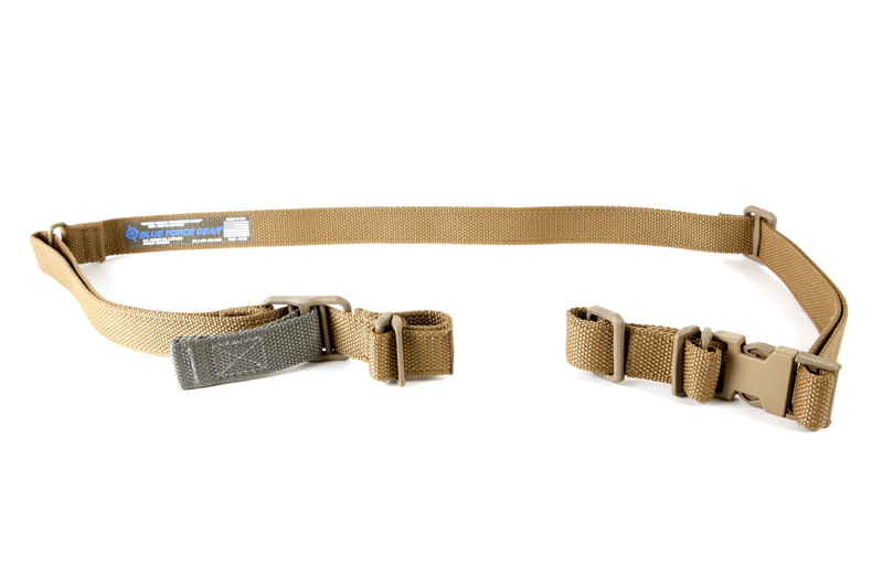 Blue Force Gear Std Issue Vickers Sling Coyote Brown|VCAS-125-AA-CB