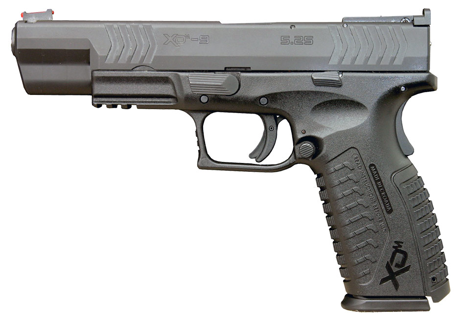HS XDM 5.25 9mm Pistol Black|HS XDM 5.25 9mm