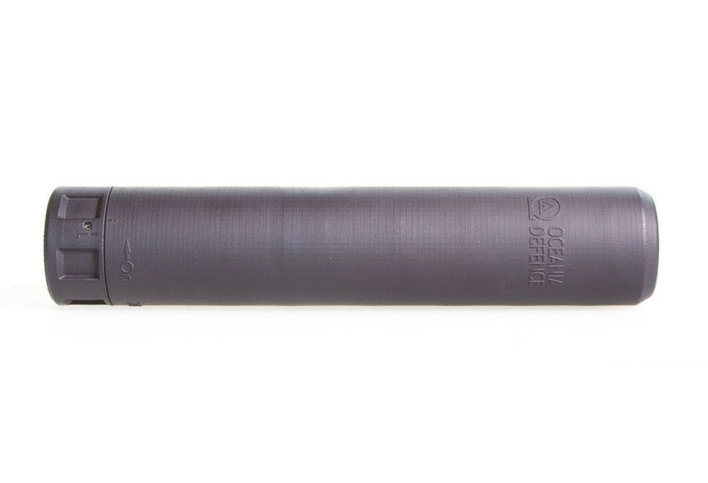 Oceania Defence S.45 Cal RL Titanium Suppressor including MB/Adapter M16x1 RH  Thread|S.45