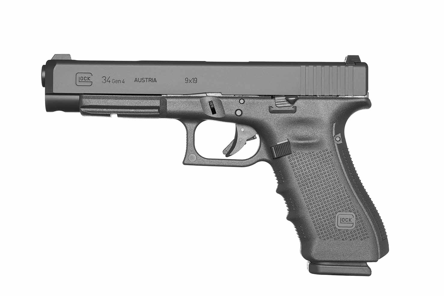 Glock G34 9mm Gen 4|G34-gen-4-black