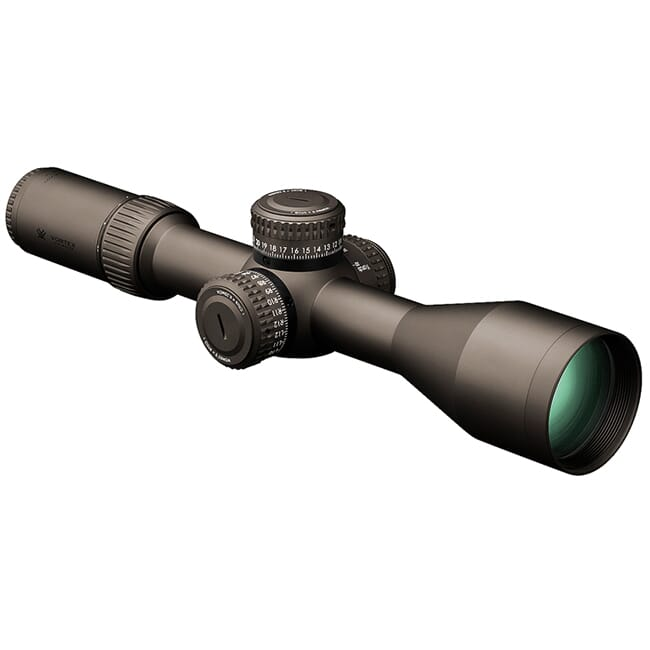 Vortex Razor HD Gen II 4.5-27x56 Riflescope with EBR-7C Reticle (MOA/25 MOA Turrets) RZR-42707|RZR-42707
