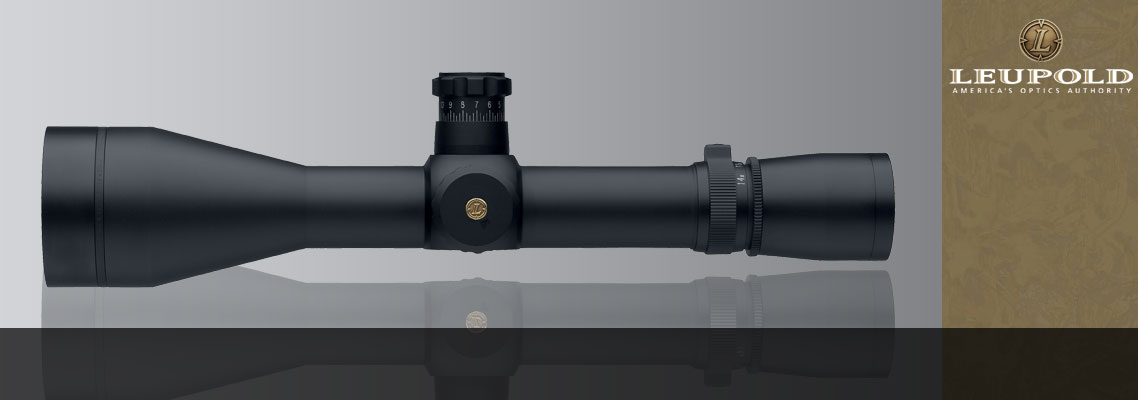 Leupold Mark 4 ER/T 4.5-14x50 Riflescopes