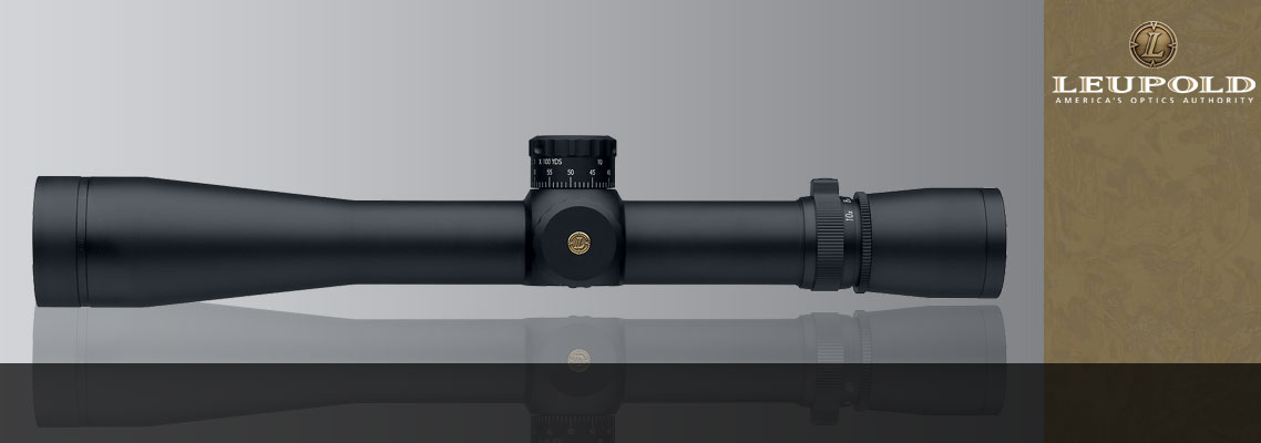 Leupold Mark 4 LR/T 3.5-10x40 Riflescopes