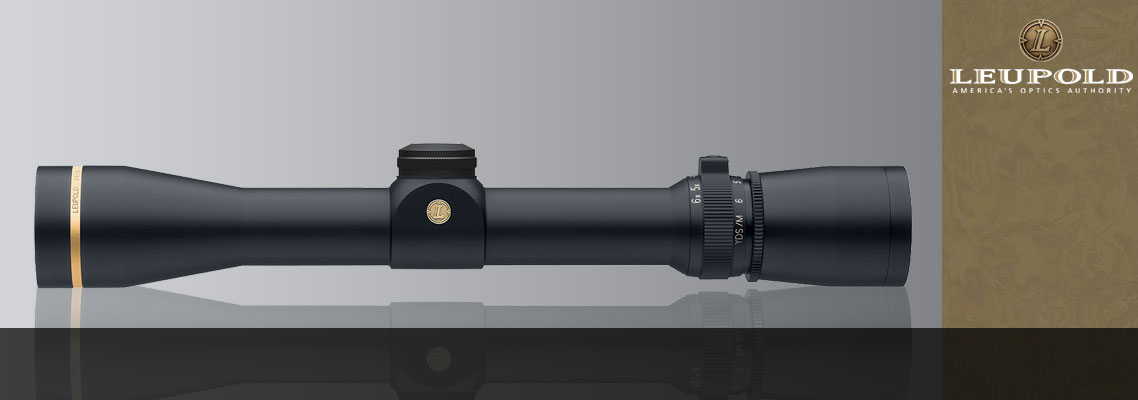 Leupold VX-3 1.75-6x32 Riflescopes