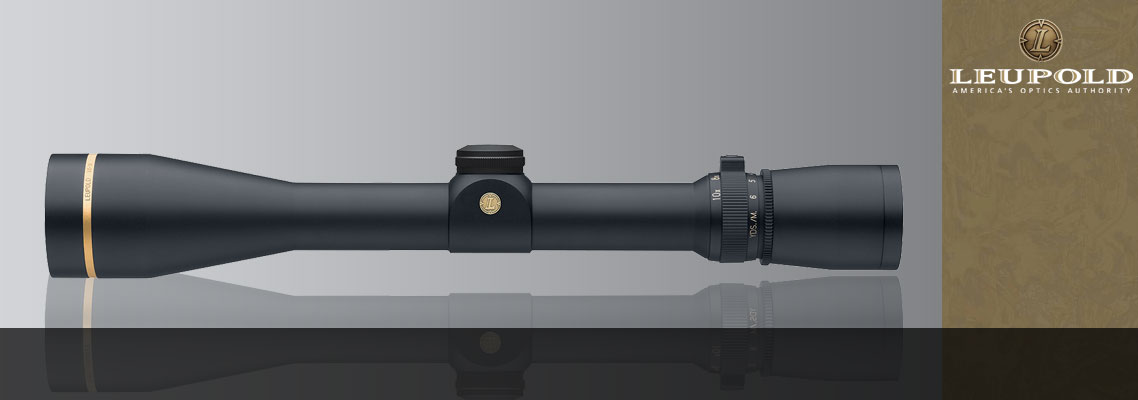 Leupold VX-3 4.5-14x40 Riflescopes