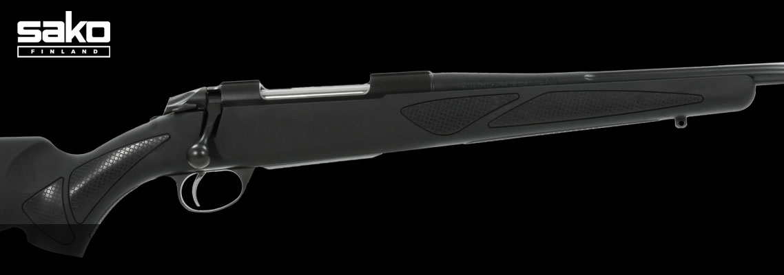 Sako Synthetic Black Rifles