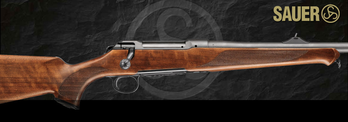 Sauer 101 Forest Rifles