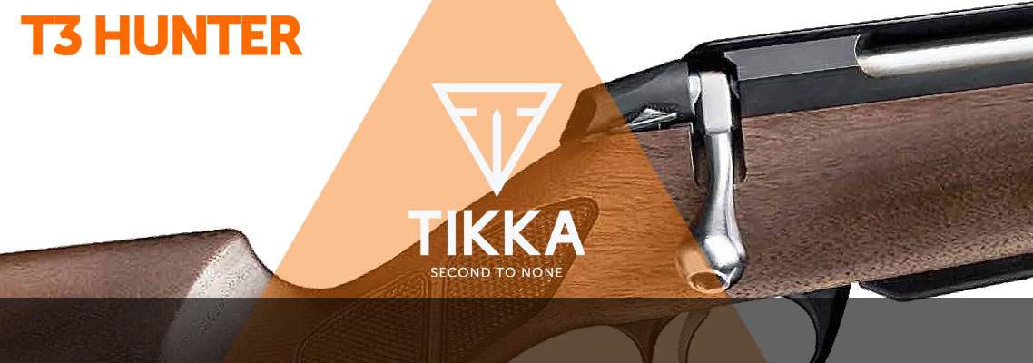 Tikka T3 Hunter Rifle