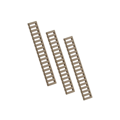 Desert Tactical Arms Rail Cover Desert Tan
