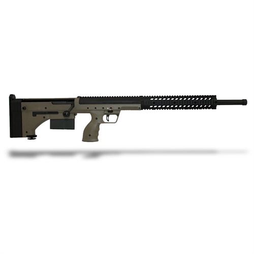 DTA SRS Rifle 300 Win 26 Inch Barrel Black Receiver Flat Dark Earth Stock