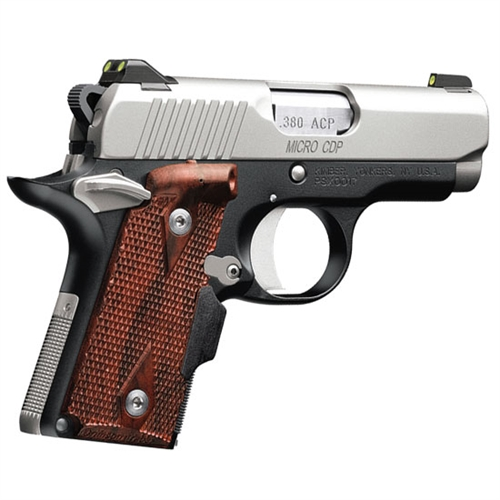 Kimber 1911 Micro CDP LG  380 ACP Pistol