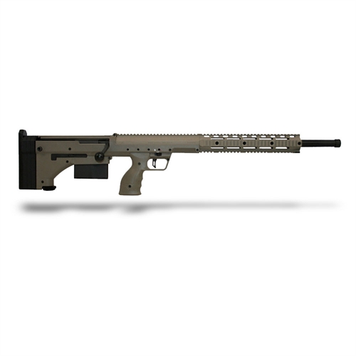 DTA SRS Rifle 243 Win 26 Inch Barrel Flat Dark Earth Receiver Flat Dark Earth Stock