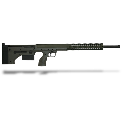 DTA SRS Rifle 243 Win 26 Inch Barrel OD Green Receiver OD Green Stock