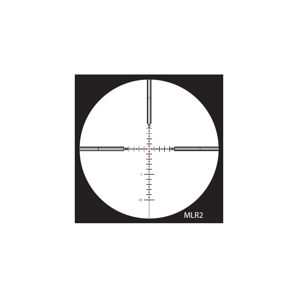 Nightforce Mlr2 Reticle