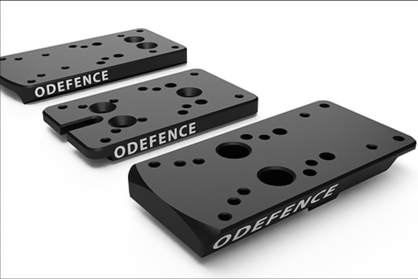 O Defence Universal Red Dot Adapter  plate for Glock 17/19. Compatable ACOG/Vortex/Shield/Burris.|URDA Glock 17/19