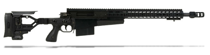 Accuracy International AXMC .338 Lapua Black Rifle