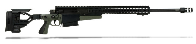 Accuracy International AXMC .338 Lapua Green Rifle
