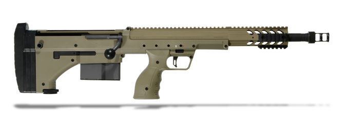Desert Tech SRS A1 Covert .338 Lapua FDE Rifle
