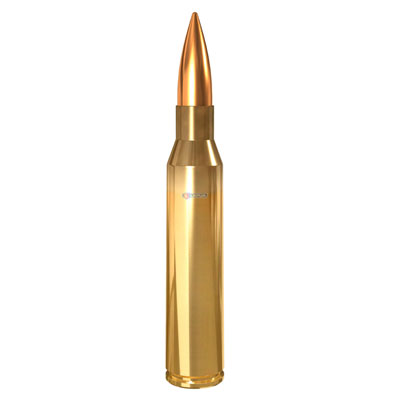 Lapua 235gr FMJ-BT Lock-Base Rifle Ammunition LU4318033