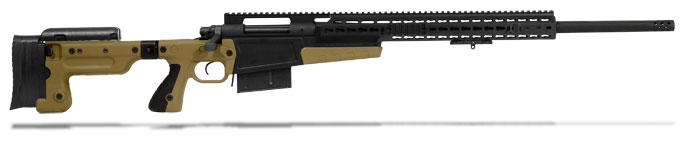 Remington 700P MLR 338 Lapua FDE Rifle