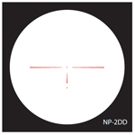 Nightforce Reticle NP-2DD